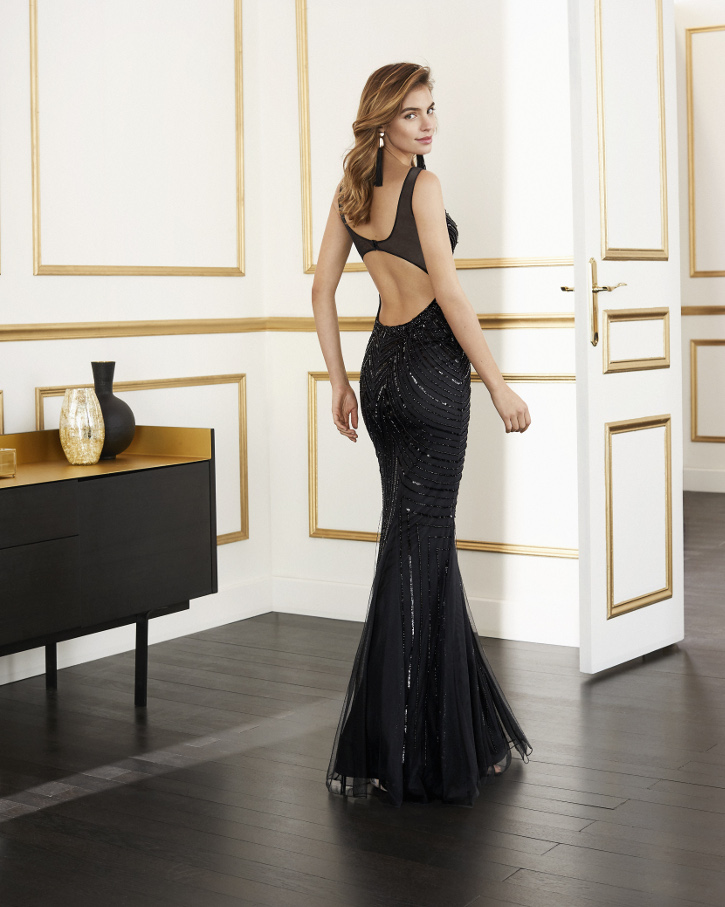 Donde comprar vestidos largos de fiesta en barcelona